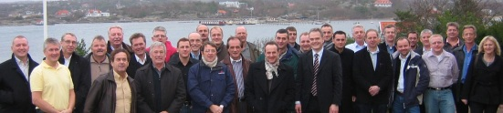Sweden Manager's Meeting