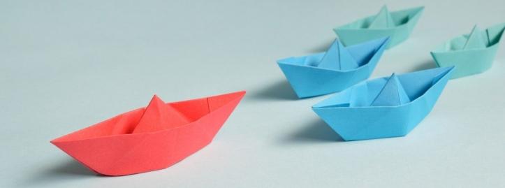 barcos de papel mision vision valores rrhh