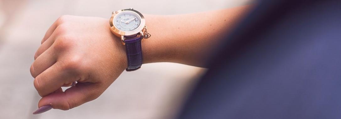 reloj gestion del tiempo