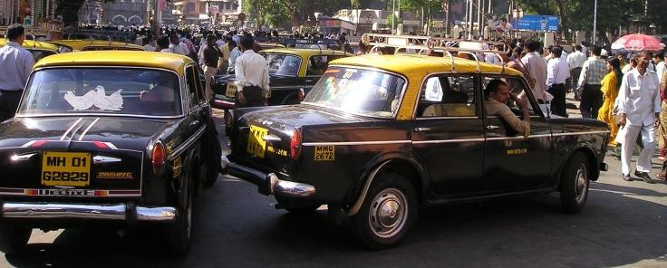 india trafico caos