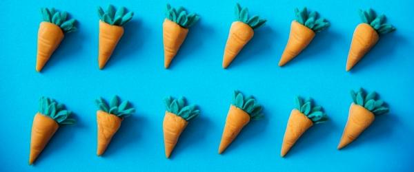 zanahorias incentivos