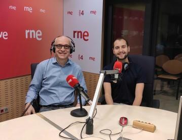 josep hernandez Radio