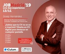 JobMadrid 2019